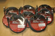 Pearstone Firewire 400 4-pin To 6-pin Cable - 15and039 4.5 M Lot Of 8 New