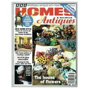 Homes And Antiques Magazine March 1996 Mbox438 House Of Flowers