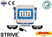 Compact Low Level Laser Therapy 120 Program 2 Probes 200mw With Free Carry Bag