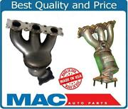 Ap Left And Right Davico Manifold Catalytic Converter For Volvo S80 3.2l 07-10