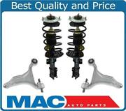 Ap Control Arms Bushings Complete Coil Spring Strut For 03-07 Xc70 Awd Wagon 4pc