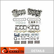 Left And Right Cylinder Head Head Gasket Set W/bolts Fit 88-95 Toyota Tacoma 3vze