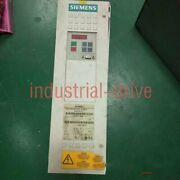 One Used Siemens Model 6se7021-8eb61-z Tested Fully Fast Delivery