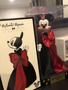 D23 Minnie Mouse Doll Rare. Limited Edition Disney Store. D23 Expo.