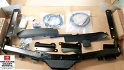 New Oem Toyota Gas And Hybrid Highlander Limited Tow Hitch Receiver And Wire Harness