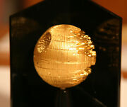 Star Wars 24k Solid Gold Micromachines. Millennium Falcon The Rise Of Skywalker