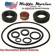 Chrysler Force 25 35 40 50 55 Hp Lower Unit Seal Kit Replace 26-820645a1 18-2636
