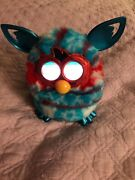 Furby Boom Holiday Sweater Edition 2012 Plush Toy Interactive Guc Genuine