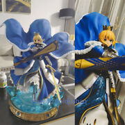 Fate Stay Night Saber 1/4 Scale Resin Figure Model In Stock Excalibur Custom Gk
