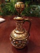 Museum Quality Antique Jeweled Glass From Legendary Importer Richard Briggs Co.
