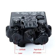 Dbal-a2 Dual Beam Aiming Red Laser Ir Function Tactical Light With Remote Switch