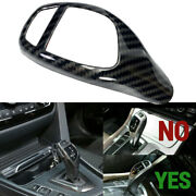 Carbon Fiber Look Dipping Sport Handle Shift Knob Cover For 14-20 F22 F20 228i