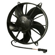 Spal Automotive 30102800 11 Extreme Performance Puller Fan W Curved Blades