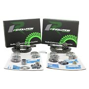 Revolution Gear And Axle Front Ring And Pinion Complete Gear Package