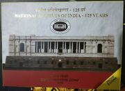 India Republic 2016 National Archives Of India Proof Coins Set Of Rs.125 And Rs.10