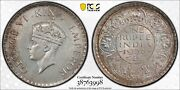 India 1938b One Rupee Silver Coin.key Date