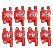 For Chevy Camaro 16-18 Granatelli Motor Sports Pro Series Coil-on Plug Pack