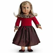 American Girl Chocolate Cherry Outfit Nib Mia Grace Ivy Marisol Melody No Doll