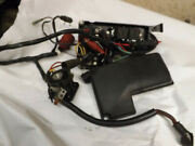 1990 Evinrude 40-48-50 Hp Outboard Motor Electronics Box Wires Solenoid
