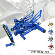 Cnc Foot Rest Rearsets Pedal Pegs For Buell Xb9s Xb12s Xb9r Xb12r Xb 9s 12s 9r