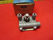 1966 1967 Mercury Comet Cyclone Caliente Power Seat Track Drive Assembly Nos
