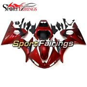 Body Kits For Yamaha Yzf R6 2003 2004 Body Work Yzf-600 03 04 Covers Dark Red