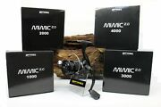 Spro Mimic 2.0 1000 2000 3000 4000 Rolle Spinning Reel Fd Spinnrolle New Ovp