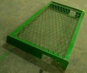 Brush Guard Aw34264 Bw15683 For John Deere 512 553 673 563 Loader 5e And 5d Series