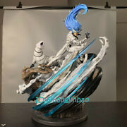 Bleach Grimmjow Jeagerjaques Resin Figure Model Statue Blackwing In Stock
