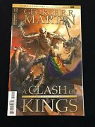 Game Of Thrones - Clash Of Kings 12 A - George R.r Martin - Dynamite Comics