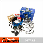 Timing Belt Kit Tensioner Water Pump W/o Outlet Pipe For 95-04 Toyota 5vzfe 3.4