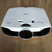 Epson Projector / Home Theater Eh-tw8200w Excellent Condition