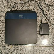 Cisco Linksys E3200 High-performance Simultaneous Dual-band Wireless-n Router