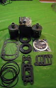 503 Rotax Aircraft Engine Piston Top End Rebuild Kit 1st Os W Bearings And Gaskets