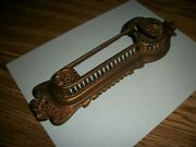 Antique Heat Regulator Thermostat Cover Late 19th Century Or Early 20th Century