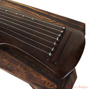 48 Highest Grade Guqin Chinese 7-stringed Zither Instrument -fu-hsi Styley2823