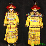 Highest Grade Complete Set Qing Dy Emperors Costumes True Reproduction 3968