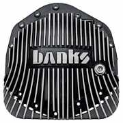 Banks Differential Cover Kit For 01-19 Chevy/gmc 03-18 Ram W/aam 11.5 14 Bolt