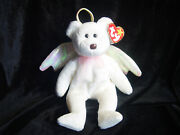 Ty Beanie Baby Halo With Errors And Brown Nose