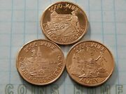Coins Home Proof Uncirculated Old German States And Places Tokens Settt24
