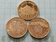 Coins Home Proof Uncirculated Old German States And Places Tokens Settt21