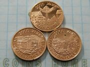 Coins Home Proof Uncirculated Old German States And Places Tokens Settt22