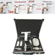 Medical Electric Orthopedic Bone Drill Surgical Drill-cannulated Bone Drilling