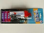 Wawa 2019 Pez Tractor Trailer Dispenser And Candy 8th In Series