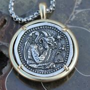 Notre Dame De Paris Necklace French Cathedral Medieval Guardian Jewelry
