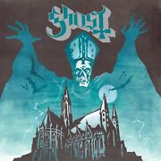 Ghost Opus Eponymous Banner Huge 4x4 Ft Fabric Poster Tapestry Flag Album Cover