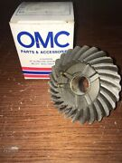 Omc Gear And Bushing Assembly, Pn 389087 0389087 Fast Shipping