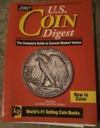 U.s.coin Digest Complete Guide To Current Market Prices Of Coins 2007