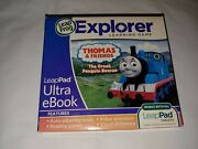 Leapfrog Leappad Ultra Ebook Thomas And Friends- The Great Penguin Rescue