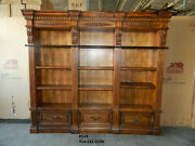 Thomasville Library Wall Unit